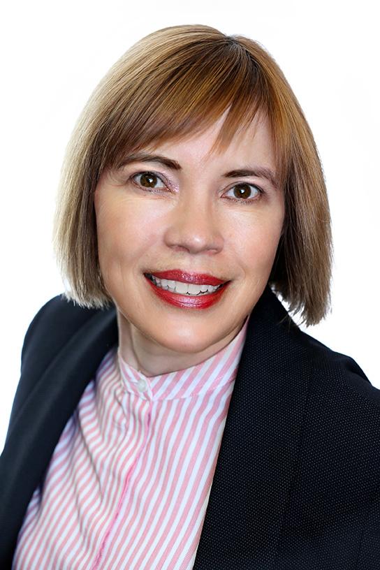 Gail O'Keeffe